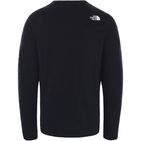 Pánske tričko - The North Face M L/S HD TEE - 2