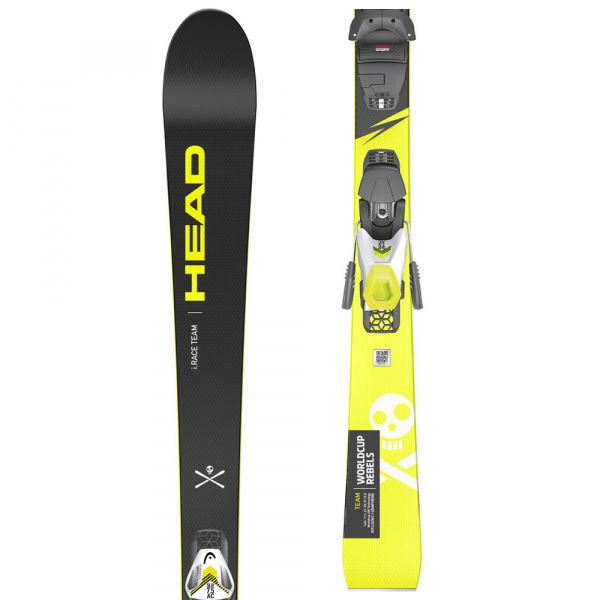 Head WC I.RACE TEAM SLR PRO+SLR 7.5 GW AC  130 - Juniorské sjezdové lyže