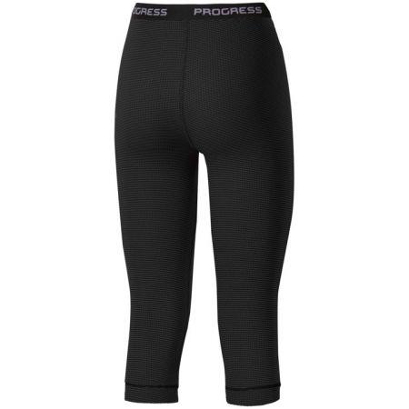 Women's functional 3/4 pants - Progress MICROSENSE 3Q-L - 2