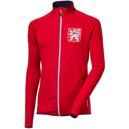 Progress ZATOPEK JKT - Men's sports jacket in retro design