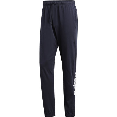 Pánske nohavice - adidas E LIN T PNT SJ - 1
