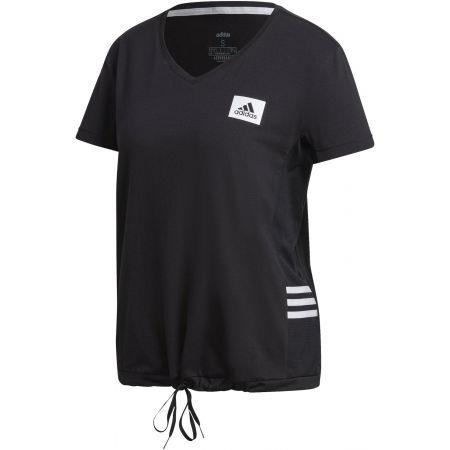 adidas D2M MO T - Damen Sporttrikot