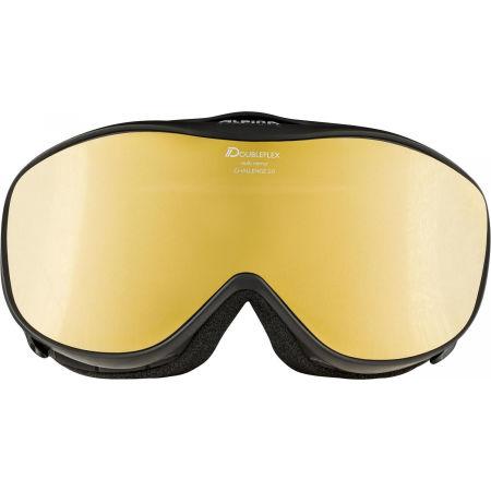 Sjezdové brýle - Alpina Sports CHALLENGE 2.0 HM - 2