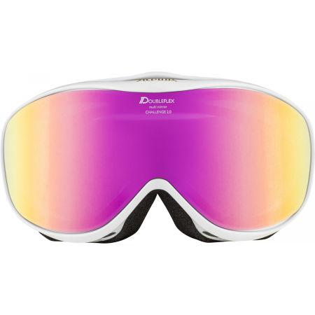 Sjezdové brýle - Alpina Sports CHALLENGE 2.0 M - 2