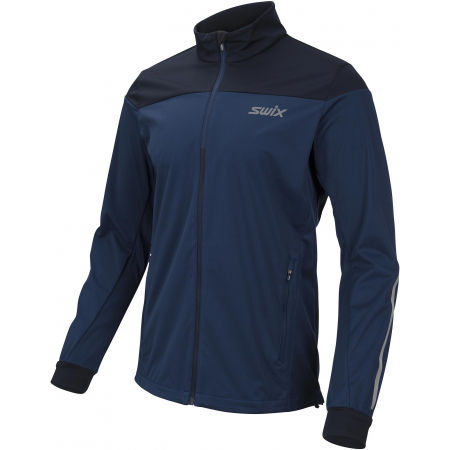 Swix CROSS M - Herren Trainingsjacke