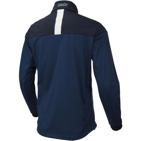Pánská sportovní softsehllová bunda - Swix CROSS M - 2