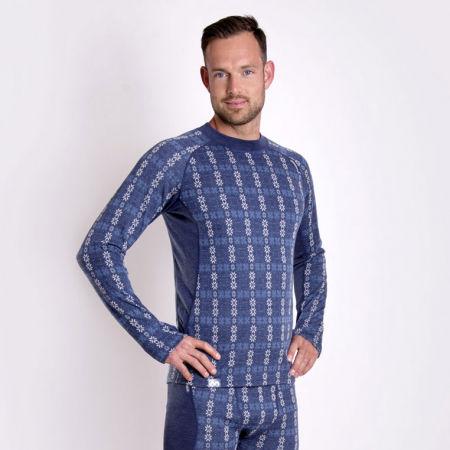 Men's functional T-shirt - Progress NORDIC LS-M - 4