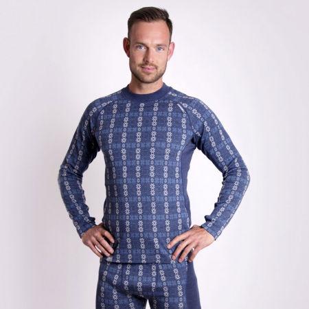Men's functional T-shirt - Progress NORDIC LS-M - 5