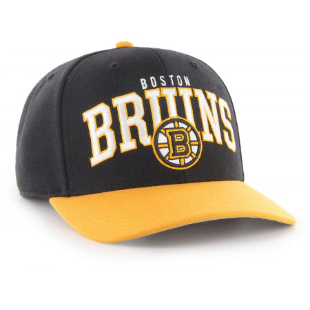 Kšiltovka - 47 NHL BOSTON BRUINS MCCAW '47 MVP DP BLK - 2