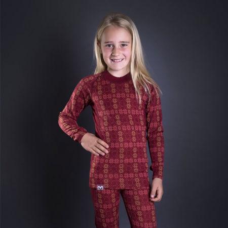 Функционална тениска за момичета - Progress NORDIC LS-G - 4