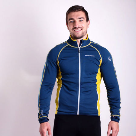 Мъжко функционално спортно горнище - Progress TOREZ - 4