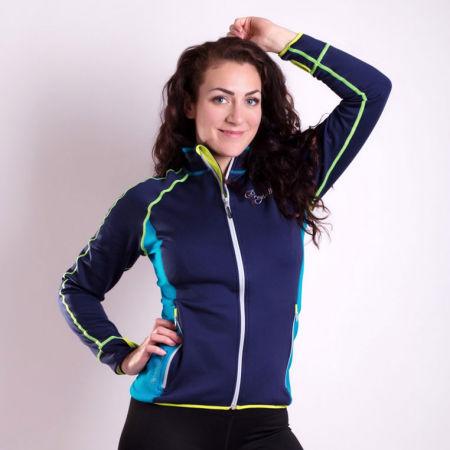 Women's functional sweatshirt - Progress TISPA - 5