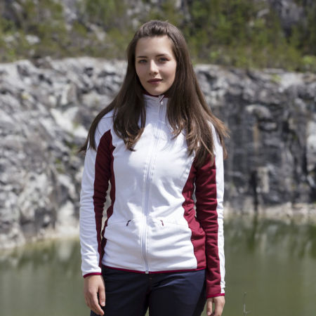 Women's functional sweatshirt - Progress ODDA - 6
