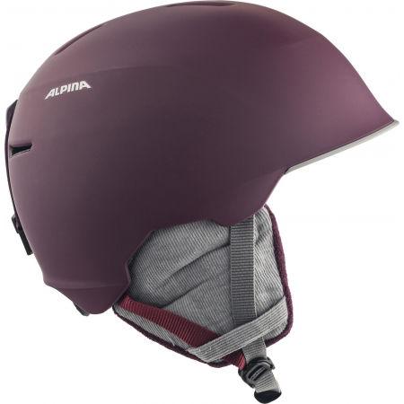 Lyžařská helma - Alpina Sports ALBONA CASSIS - 3
