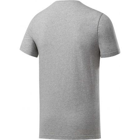 Men's T-shirt - Reebok GRAPHIC SERIES REEBOK LINEAR READ TEE - 2