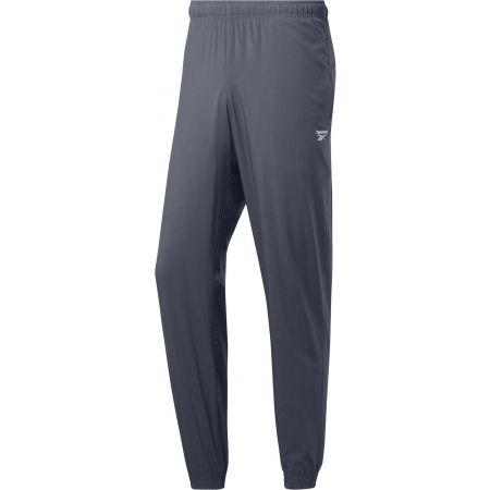 Reebok TE WVN C LINED PANT - Pánské kalhoty