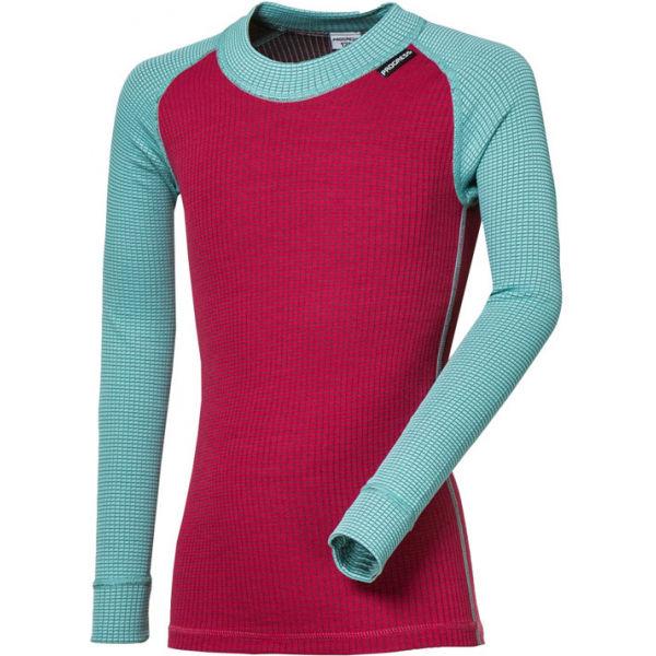 Progress MICROSENSE LS-G  140-146 - Dievčenské funkčné tričko