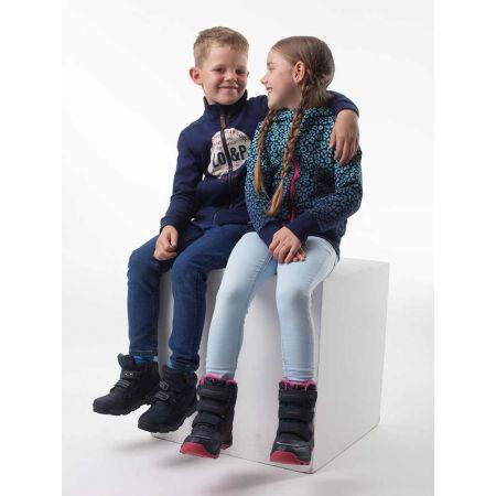 Children's hoodie - Loap DUXA - 4