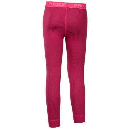 Dívčí funkční spodní kalhoty - Progress MICROSENSE LT-G - 2
