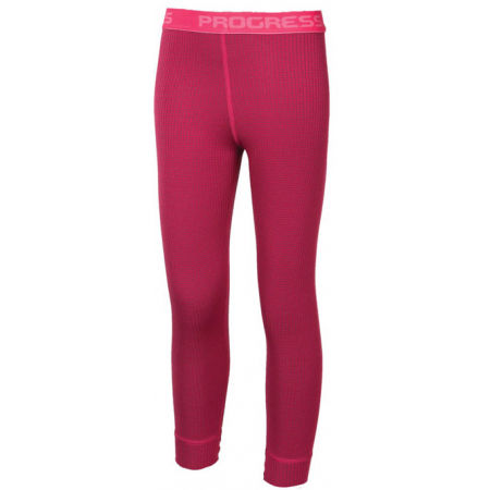 Girls' functonal pants - Progress MICROSENSE LT-G - 1