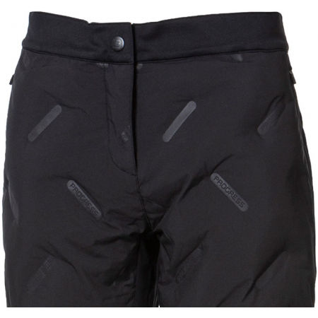 Women's full side zip pants - Progress MONTEROSA - 4