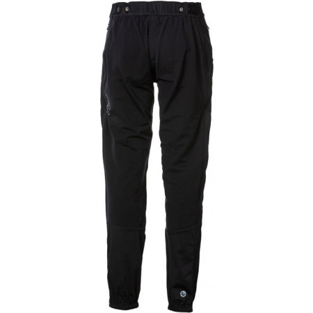 Women's full side zip pants - Progress MONTEROSA - 3