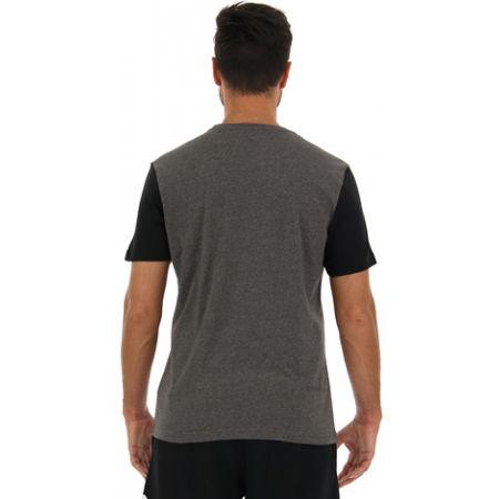 Мъжка тениска - Lotto DINAMICO III TEE STP MEL CO - 5