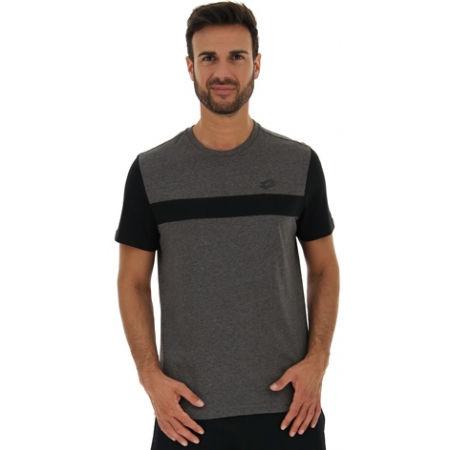Мъжка тениска - Lotto DINAMICO III TEE STP MEL CO - 4