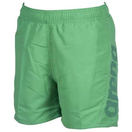 Arena FUNDAMENTALS LOGO JR BOXER - Boys' swimming shorts