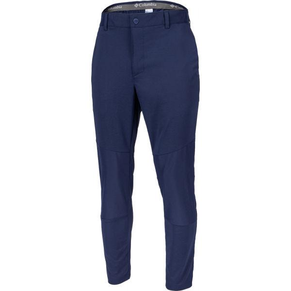 Columbia TECH TRAIL HIKER PANT - Pánske outdoorové nohavice