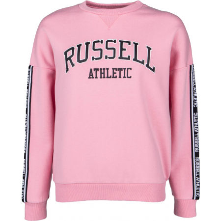 Russell Athletic OVERSIZED CREWNECK SWEATSHIRT
