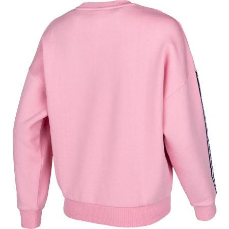 Women's sweatshirt - Russell Athletic OVERSIZED CREWNECK SWEATSHIRT - 3