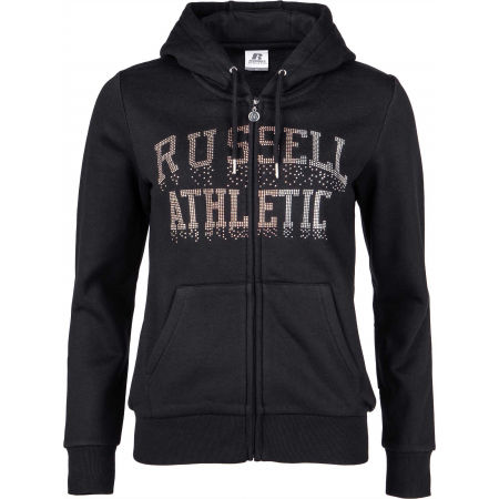 Hanorac damă - Russell Athletic ZIP THROUGH HOODY - 1