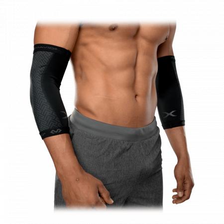 Compression elbow sleeve - McDavid X-FITNESS DUAL LAYER COMPRESION ELBOW SLEEVE - 2
