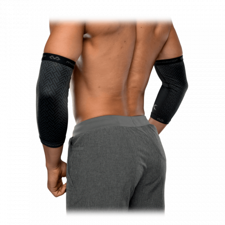 Compression elbow sleeve - McDavid X-FITNESS DUAL LAYER COMPRESION ELBOW SLEEVE - 3