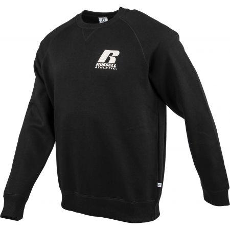Men's sweatshirt - Russell Athletic CREWNECK RAGLAN SWEATSHIRT - 2