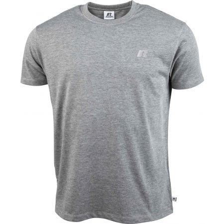 Men's T-Shirt - Russell Athletic CREWNECK TEE SHIRT - 1