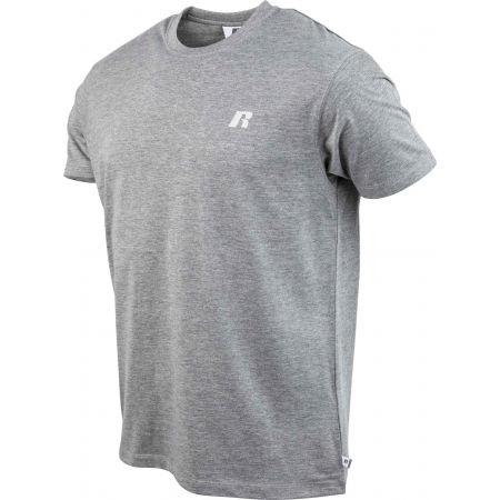 Men's T-Shirt - Russell Athletic CREWNECK TEE SHIRT - 2