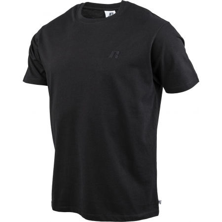 Men's T-Shirt - Russell Athletic CREWNECK TEE SHIRT - 2