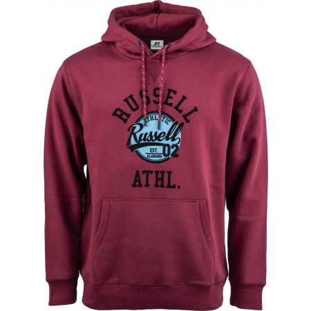 Russell Athletic PULLOVER HOODY - Мъжки суитшърт