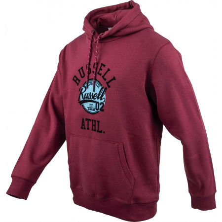 Men's sweatshirt - Russell Athletic PULLOVER HOODY - 2