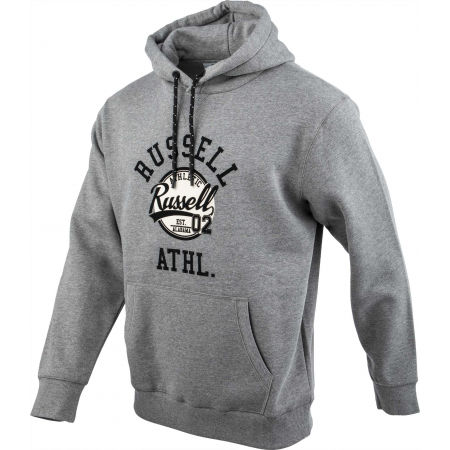 Мъжки суитшърт - Russell Athletic PULLOVER HOODY - 2