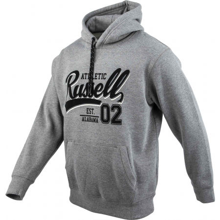 Men's sweatshirt - Russell Athletic EST ALABAMA PULLOVER HOODY - 2