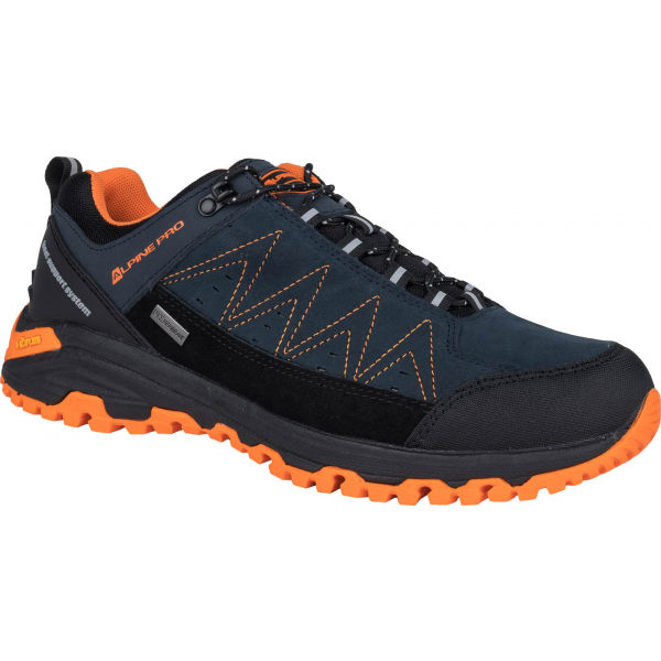 ALPINE PRO ZEMERE - Pánska outdoorová obuv