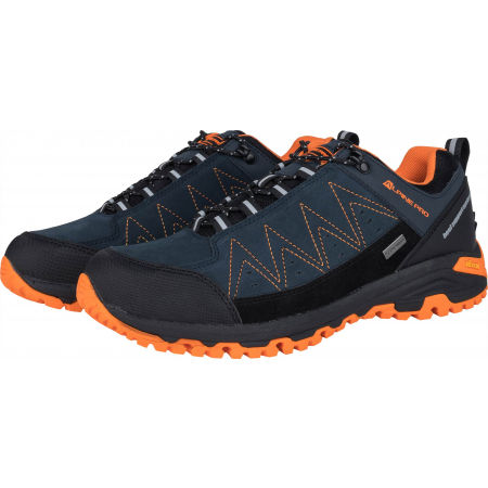 Unisex outdoor shoes - ALPINE PRO ZEMERE - 2