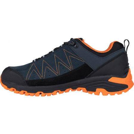 Unisex outdoor shoes - ALPINE PRO ZEMERE - 4