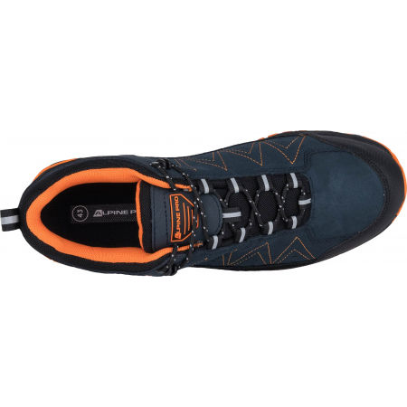 Unisex outdoor shoes - ALPINE PRO ZEMERE - 5