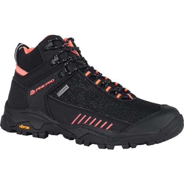ALPINE PRO WESTE  39 - Unisexová outdoorová obuv