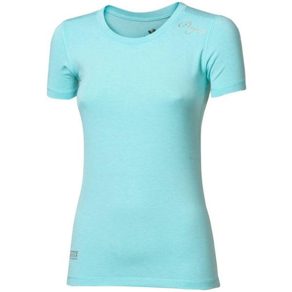 Progress CC TKRZ zelená S - Dámske funkčné tričko