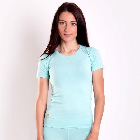 Women's functional T-shirt - Progress CC TKRZ - 4